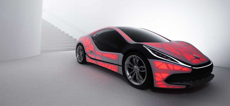 Automotive stampa 3D